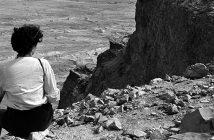 Masada, 1956. (Moshe Pridan/GPO)