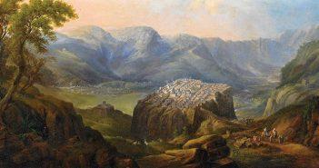 Die Belagerung Masadas, by Van Ham Kunstauktionen, nineteenth century.